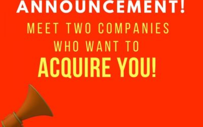 These 2 Companies Have CASH and Want To Buy!